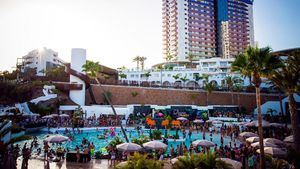 Lagoon Party, la versión más osada de una pool party, en Hard Rock Hotel Tenerife