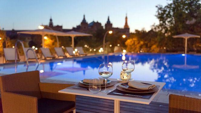 Restaurante Quimera, exclusivas vistas a la Plaza de España de Sevilla