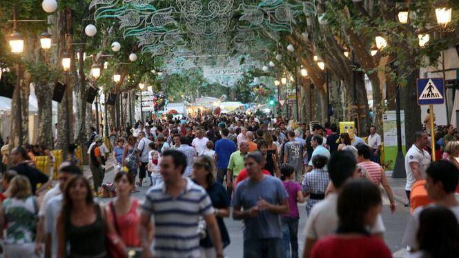 Bustamante, Love 80 y Queen entre los protagonistas de la Feria de Agosto de Játiva