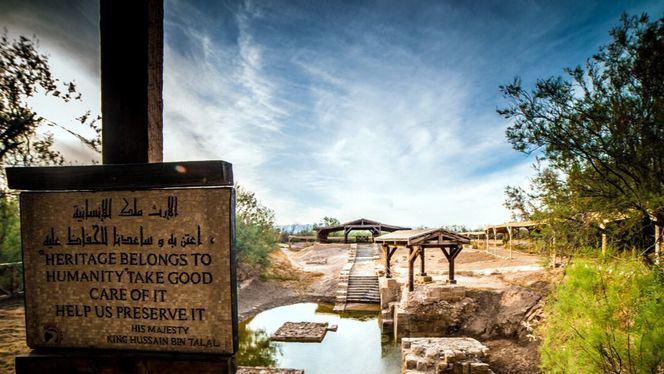 Los enclaves bíblicos más importantes de Jordania