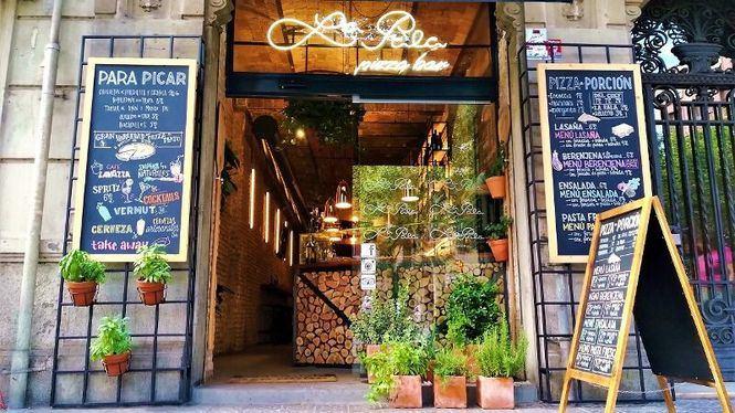 El Restaurante italiano La Pala abre su segundo local en Barcelona