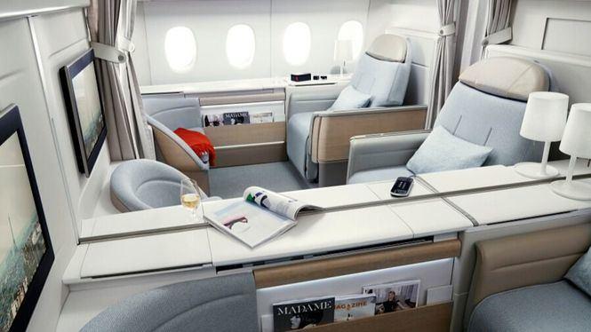 Air France recibe 3 premios Skytrax 2018 por su clase La Première