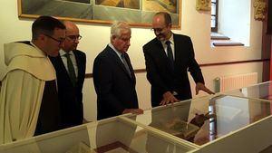 Alba de Tormes acoge una exposición dedicada a Santa Teresa de Jesús