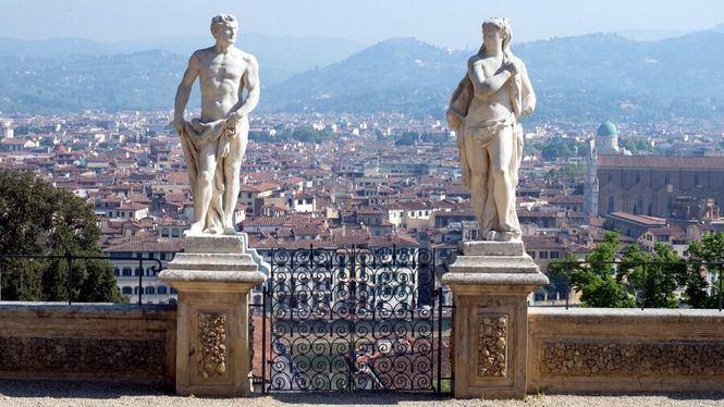 Florencia escenario de la nueva serie de videos de Salvatore Ferragamo