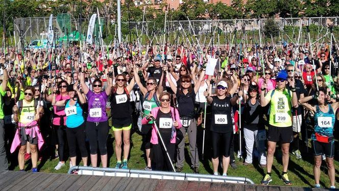Madrid acogerá la 1ª Marcha Nórdica Expotural