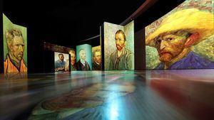 Van Gogh Alive, la exposición multimedia más visitada del mundo, llega a Alicante