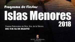 La población cartagenera de Islas Menores celebra sus Fiestas Patronales
