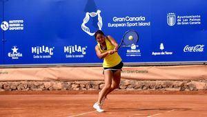 Las Palmas de Gran Canaria, acoge a las jóvenes promesas del tenis