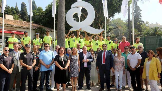 Marbella recibe la 'Q' de calidad turística en seis de sus playas