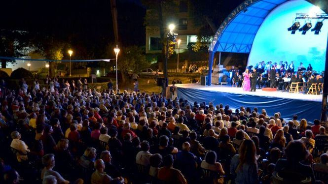 Programación de Las Noches del Auditórium de Santander