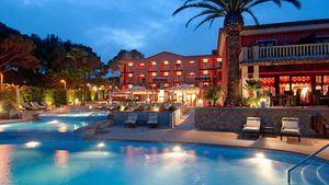 Gastronomía y música bajo las estrellas en el Sallés Hotel &Spa Cala del Pi