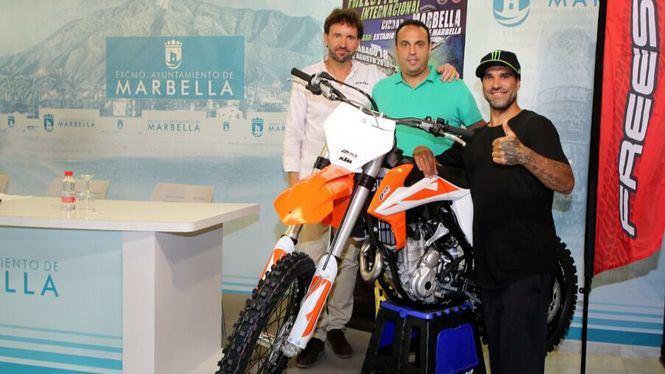 Regresa el espectáculo de motos Freestyle Internacional Ciudad de Marbella