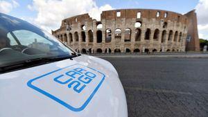 Los italianos son los turistas que más utilizan el carsharing flexible de car2go en Madrid