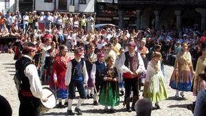 La Alberca celebra desde hace cinco siglos el Diagosto y La Loa