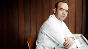 El chef José Pizarro presenta sus vinos