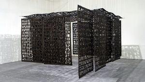 Pabellón Suspendido en una habitación (II), 2005