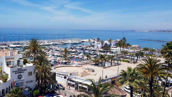 Programación de ocio estival en el Puerto Deportivo de Marbella