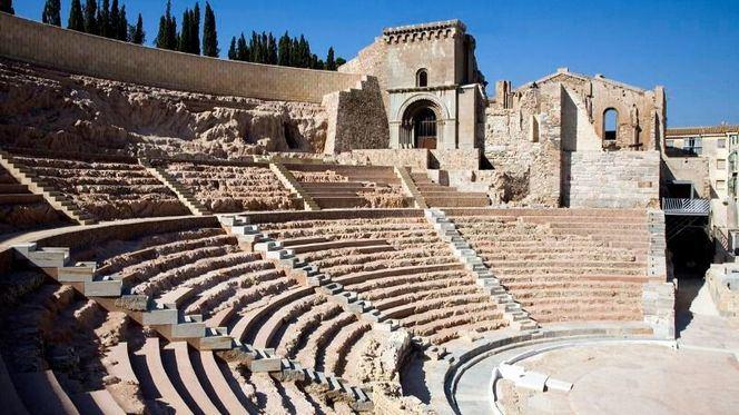 El Teatro Romano de Cartagena amplía su horario de visitas en agosto
