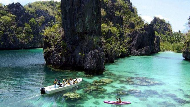 Filipinas bate récord de llegadas de turistas extranjeros