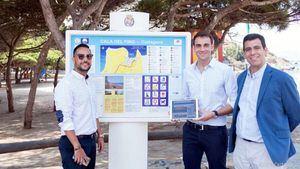 La Manga del Mar Menor ya cuenta con un servicio gratuito de acceso a Internet
