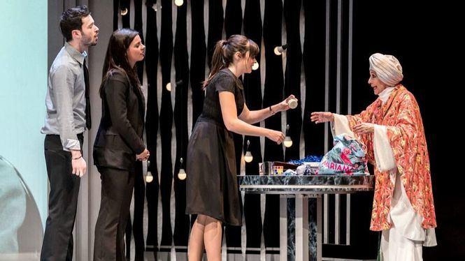 Concha Velasco protagoniza El Funeral en Los Veranos de El Batel