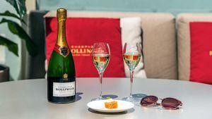 Bollinger inaugura sus sesiones Life can Be Perfect con Etnia Barcelona