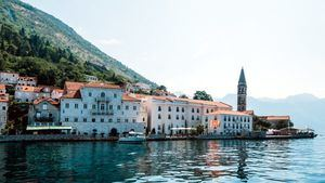 Iberostar Grand Perast, un palacio del siglo XVIII en Montenegro
