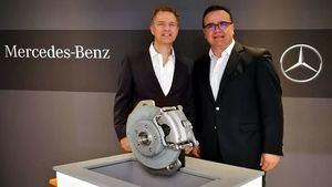 Cómo la realidad mixta impulsa una nueva visión en Mercedes-Benz