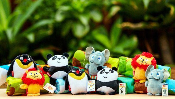 Emirates presenta una nueva serie de juguetes a bordo, recuperando los favoritos de los clientes