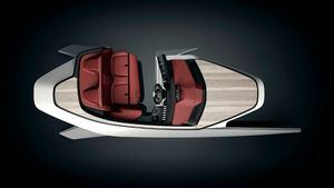 El Peugeot Design Lab lleva el puesto de conducción Peugeot i-Cockpit® al mundo de la navegación de recreo