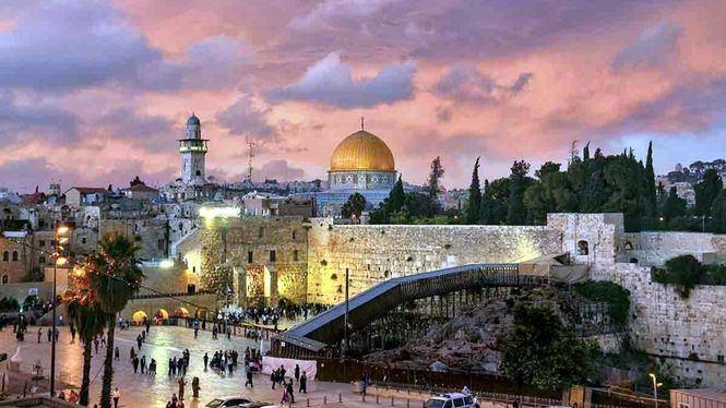 Ocho puertas de acceso que narran la historia de la milenaria Jerusalén