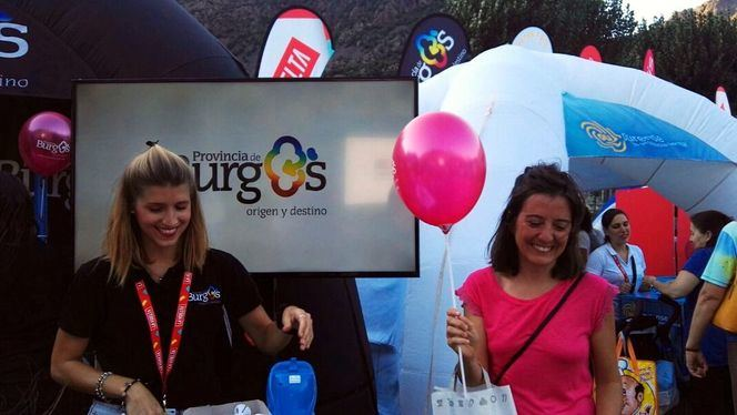 La provincia de Burgos presente en las 21 etapas de La Vuelta 2018