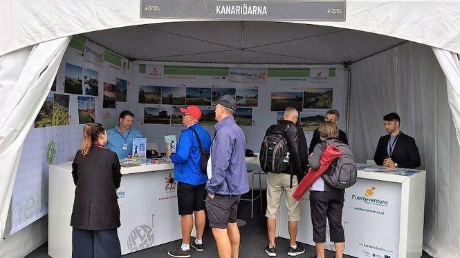 Los turistas que eligen Canarias para practicar golf realizan un mayor gasto diario