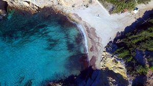 Ibiza. Cala Codolar