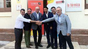 las Salinas de Torrevieja acogerá por primera vez la salida de La Vuelta a España en 2019