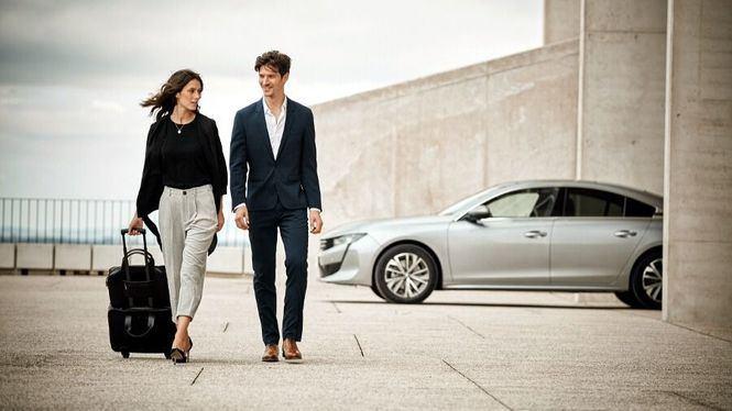 Peugeot lanza una línea de equipaje inspirada en el nuevo Peugeot 508