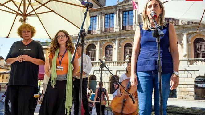 Arranca la sexta edición del Festival Voix Vives a en el casco histórico de Toledo