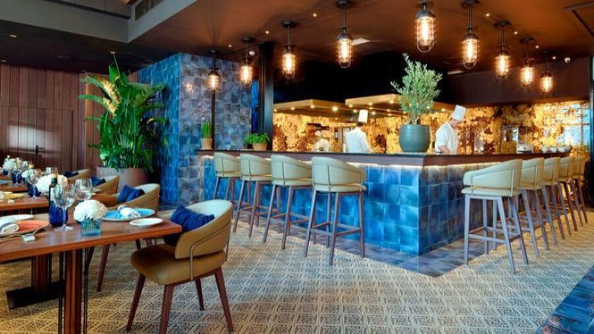 Tendiez, el nuevo restaurante del Hotel Pullman Barcelona Skipper