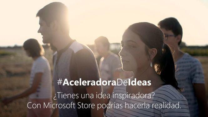 Microsoft Store busca las iniciativas más inspiradoras