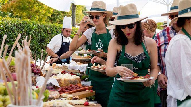 Fiesta de la Vendimia en Hacienda Zorita Wine Hotel & Spa