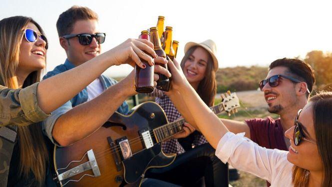 La bebida preferida de los españoles es la cerveza
