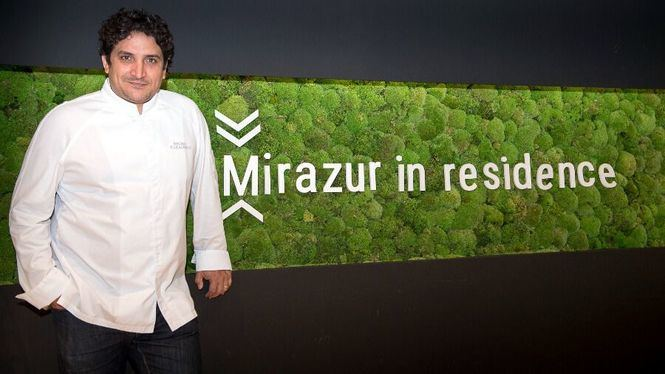 El chef Mauro Colagreco traslada el restaurante Mirazur al NH Collection Eurobuilding