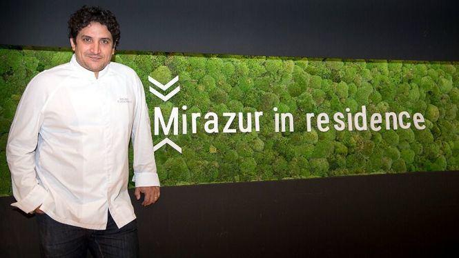 El chef Mauro Colagreco traslada el restaurante Mirazur al NH Collection Eurobuilding