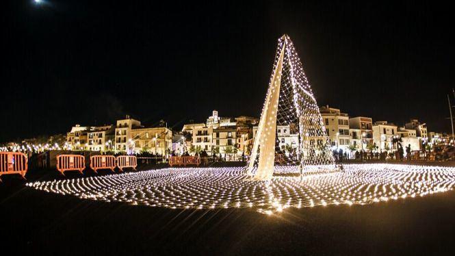 Ibiza Light Festival, la tecnología y el arte inundan de nuevo las calles de Ibiza
