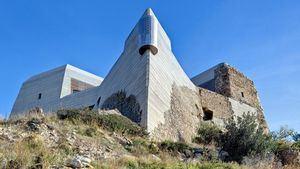 Proyecto de museización virtual del Castillo de la Trinitat