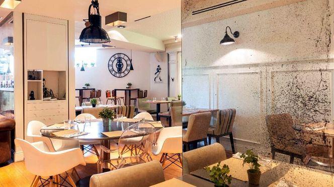 El Piraña, nuevo restaurante en plena Castellana