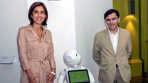 Pilar Lopez y Alberto Durán con PACA