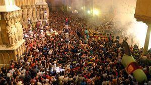 Fiestas en Tarragona en honor a su patrona Santa Tecla