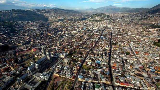 Quito, destino líder de Sudamérica por sexta vez