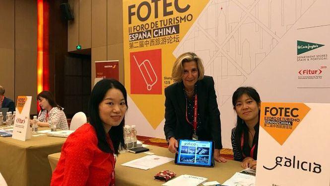 Galicia en el II Foro de Turismo España-China en Shanghái
